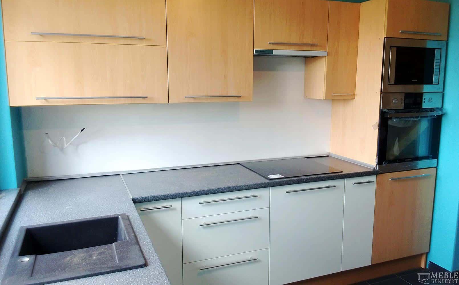 Projekty Szaf I Zabudowy Wnek Kategoria Kuchnie Na Wymiar Obraz